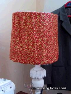 coveredlampshade