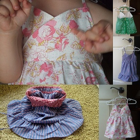 Sewing Project: Sundress {With Free Pattern} | Free Pattern