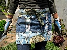 gardening-apron