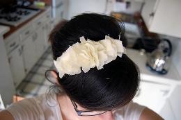 ruffleheadband