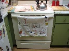 kitchentowelfalling