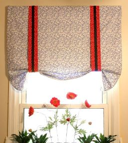 How To Make A Valance From A Table Runner