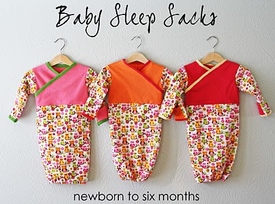 BABY SLEEPER SEWING PATTERN « Download Free Patterns