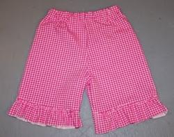 Tutorial Ruffle shorts Sewing